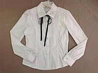 Блузка детская с длинным рукавом