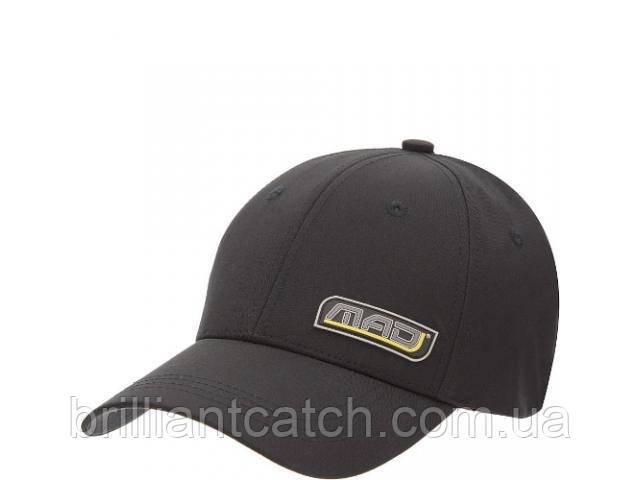 Кепка DAM MAD Flex-Fit Cap S/M цвет-черная