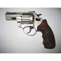 Револьвер для спортивной стрельбы Trooper 3, cal 4mm (никель)