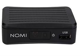Тюнер DVB-T2 Nomi T201