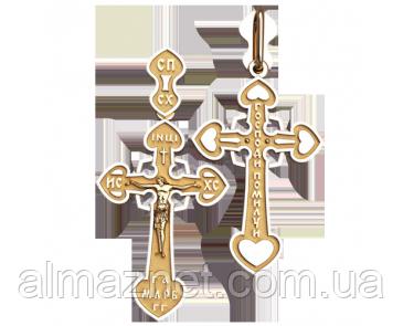 Золотой крестик Римский