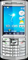 """Оригинальный телефон D805+, сенсорный дисплей 2.6"""", 2 micro SD, ТВ, FM-радио, Java!, фото 1"""