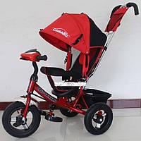 Велосипед трехколесный TILLY Camaro T-362 red