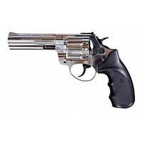 Револьвер под патрон флобераTrooper 45 cal.4mm хром, фото 1