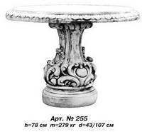Садовая мебель Стол D=43, D=107 см, Н=78 см