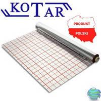 Фольга для теплої підлоги IZOFOLIX (50м) Kotar