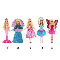 Мини-кукла Барби Fairytale Checklane, 10 см в асс. (V7050)