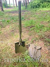 Саперная лопата  Австрия б/у 1 сорт, фото 3