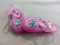 Детские аквашузы босоножки сандали мыльницы для девочки силиконовые