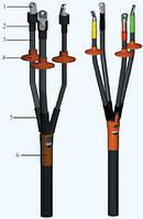 Муфта кабельная концевая 4КНТп-1-150/240, 0,4-1 кВ наружной установки
