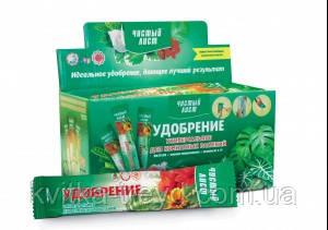 Удобрение кристаллическое для комнатных растений Чистый Лист 100 г