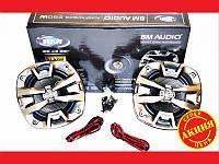 Качественные колонки. Автомобильная акустика BOSCHMANN BM AUDIO XJ2-5655 M2 13см 260W 2х полосная Код: КДН1929