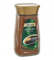 Растворимый кофе Якобс Jacobs Сronat Kraftig сублимированный, 200гр