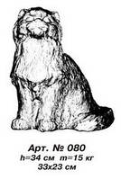 Фигуры животных «Кот» арт.080