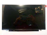 """Дисплей для ноутбука 14.0"""" 1366*768, 30pin(eDP), LED, SLIM ( вертикальные ушки), глянцевая, разъем справа внизу"""