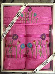 """Комплект полотенец  """"Alber Textile"""" 3-ка Турция"""