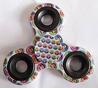 Спиннер-оригинальный подарок, spinner-игрушка. Керамический.