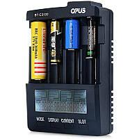 ОРИГИНАЛ OPUS BT-C3100 V2.2 Зарядное устройство с блоком питания!