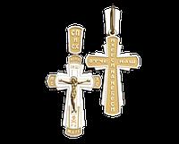 Золотой крестик Пастора