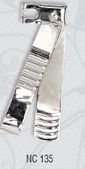Книпсер для ногтей и кутикулы La Rosa 8 см 135 NC