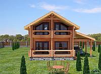 Проекты домов, Дом 115м2