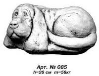 Фигуры животных «Собака» Н=26 см