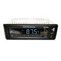 Автомагнитола MP3 3899 ISO 1DIN сенсорный дисплей