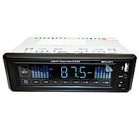 Автомагнитола MP3 3377 ISO 1DIN сенсорный дисплей