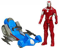 Набор Железный Человек на боевой машине