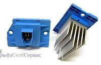 Резистор кондиционера Halla ВАЗ 2170, ВАЗ 2171, ВАЗ 2172, Приора