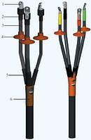 Муфта кабельная концевая 4КНТпН-1-35/50, 0,4-1 кВ наружной установки