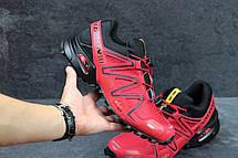 Кроссовки мужские Solomon Speedcross 3 красные 40,41р, фото 3