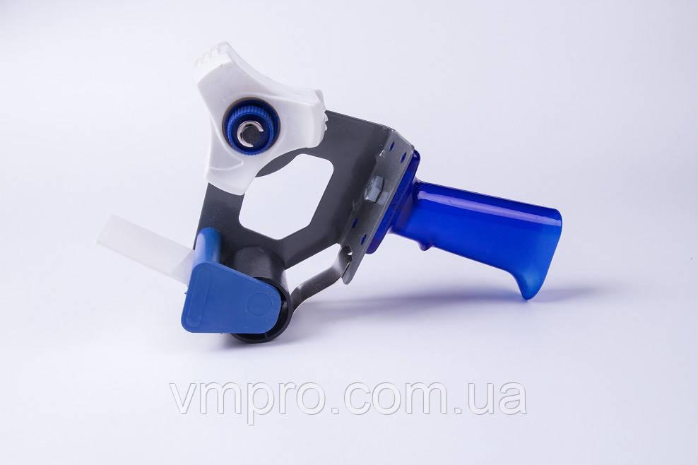Пистолет для скотча металлический с пластиковой ручкой №HF-07