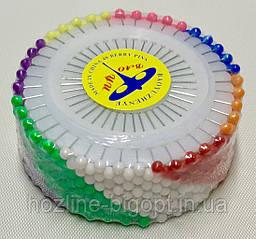 Набір голок КРАВЕЦЬКИХ ( 12 пластин в блоці ) асорті