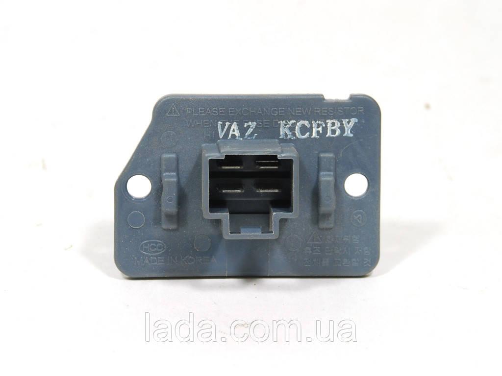 Резистор кондиционера Halla ВАЗ 2190, Гранта