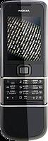 Китайский Nokia 8800 Black, 1 SIM, камера 2 Мп, встроенная память 1 Гб, FM-радио. Металлический корпус