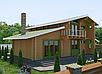 Проект дома, Дом хай-тек 200м2, фото 3
