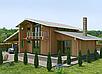 Проект дома, Дом хай-тек 200м2, фото 4