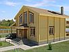 Проекты домов, Дом Козимир 210м2, фото 2