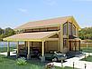 Проекты домов, Дом Козимир 210м2, фото 3