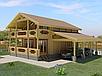 Проекты домов, Дом Козимир 210м2, фото 4