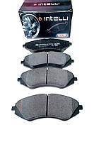 Колодки тормозные передние INTELLI D133E для Ланос 1,6 Нексия 16 кл. Лачетти.