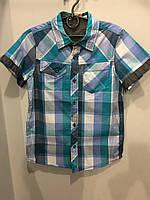 Рубашка для мальчика 98 см