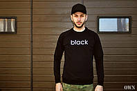 Свитшот Black (Блек)