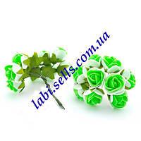 Розы 2,5см 10шт
