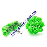 Розы 2,5см 12шт