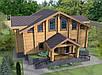 Проекты домов, Дом Таценки 230м2, фото 2