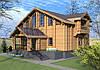 Проекты домов, Дом Таценки 230м2, фото 3