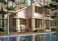 Проект дома, Дом Франция 230м2