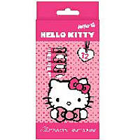 "Пастель KITE HK17-071 масляна 12кол. ""Хелоу Кітті"""